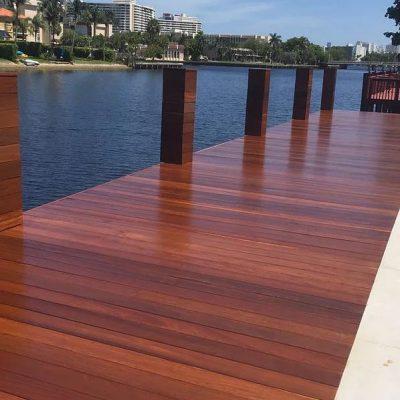 Ipe Dock
